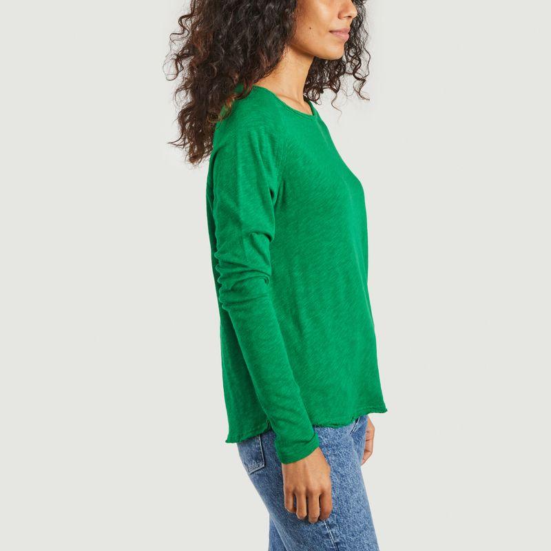 T-shirt manches longues en coton Sonoma - American Vintage