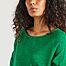 matière T-shirt manches longues en coton Sonoma - American Vintage
