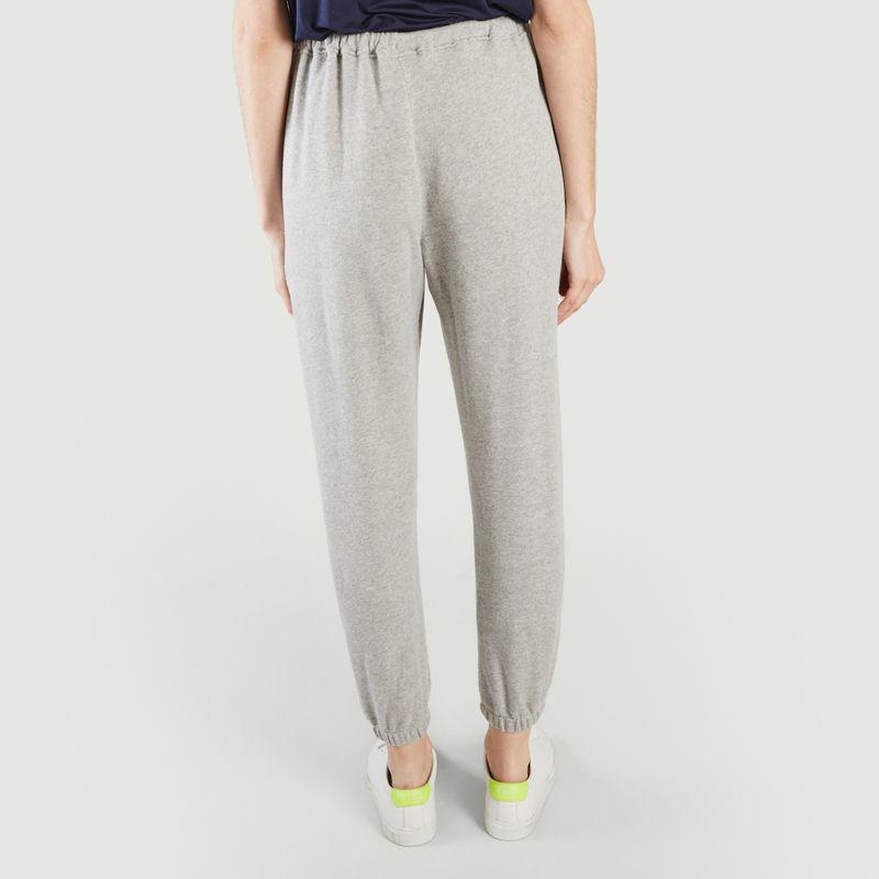 Pantalon de jogging en coton Neaford - American Vintage