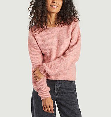 East plain sweater