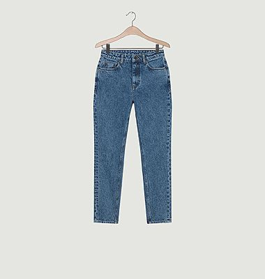 Jean slim taille haute Wipy