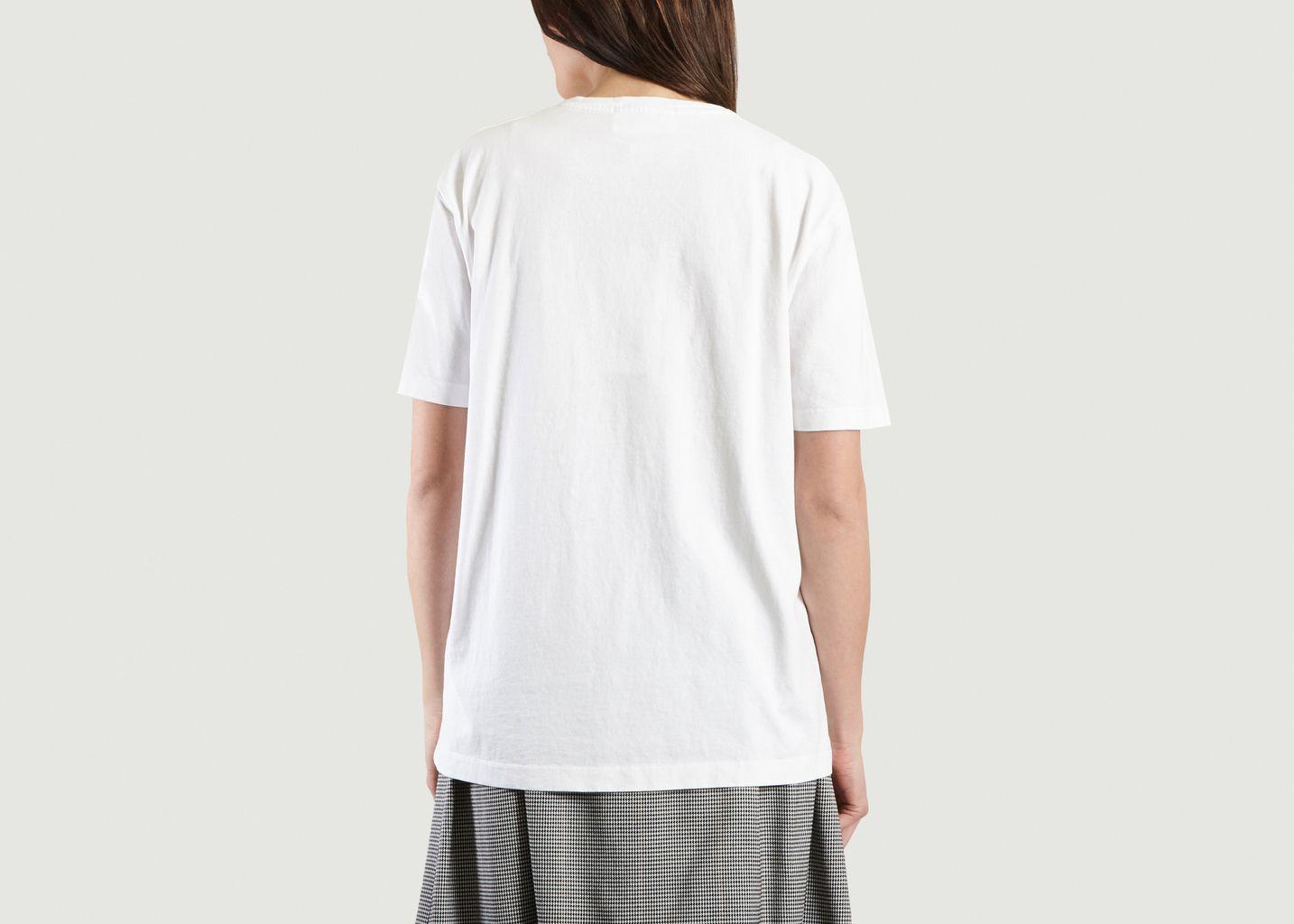 T-Shirt Exia Street - American Vintage