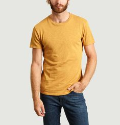 T-Shirt Bysapick Col Rond