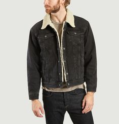 Veste Yopday Col Sherpa Regular Fit
