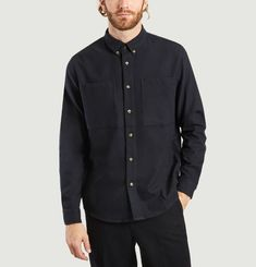 Chemise A Poches Ovanation