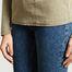 matière T-Shirt Manches Longues Fuzy - American Vintage