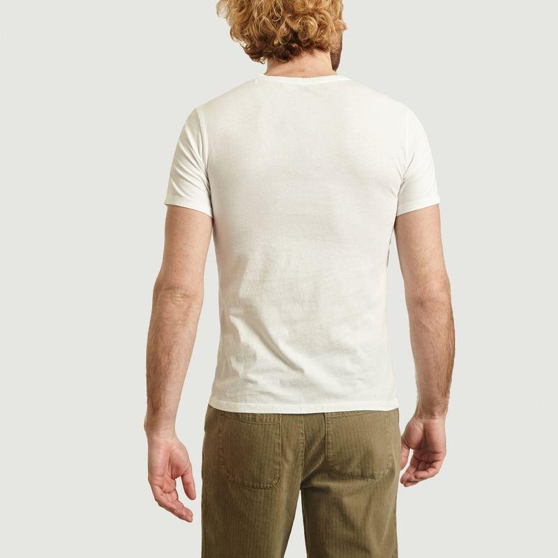 T-Shirt Vegiflower en Coton Bio - American Vintage