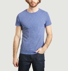 T-Shirt Bysapick en Jersey Flammé