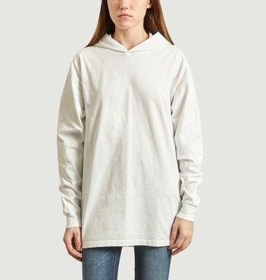 T-Shirt Fizvalley à Capuche