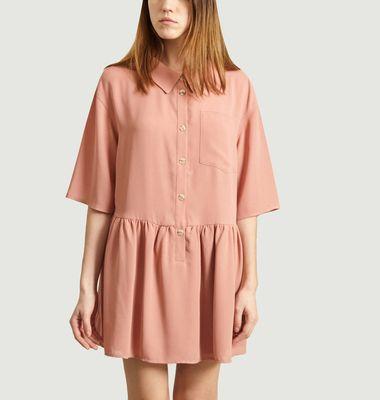Buttoned Nola dress