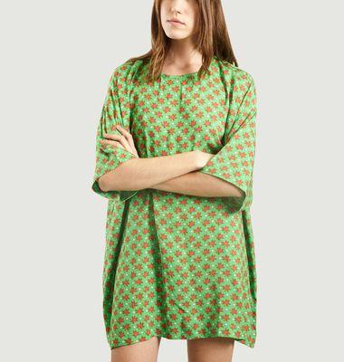 Robe Courte Belabay Imprimée Maddy