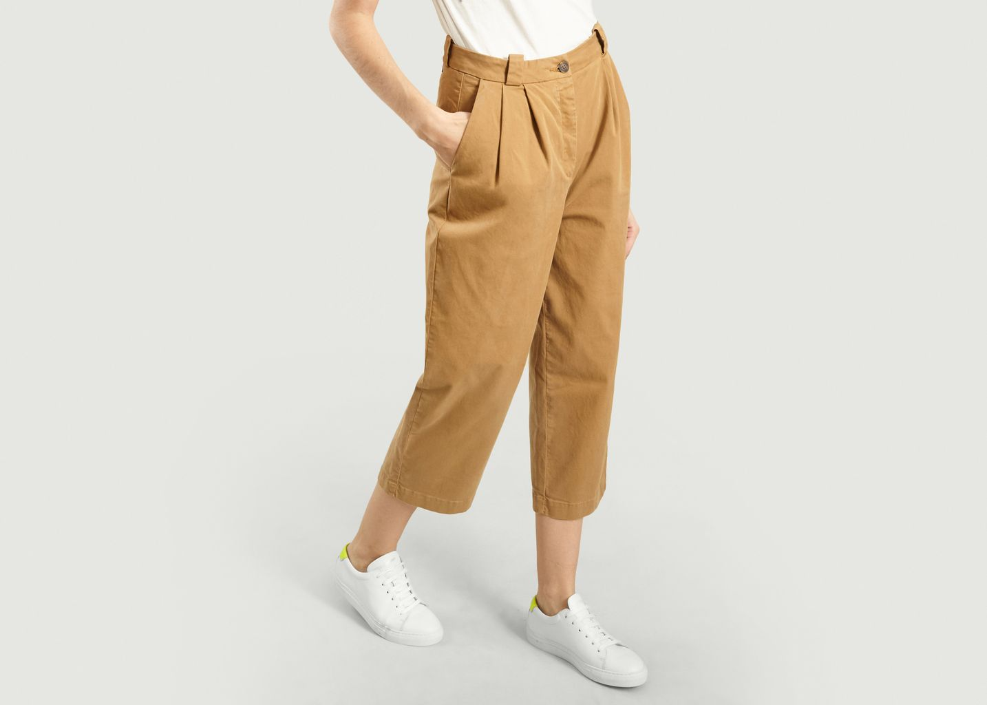 Pantalon Pitastreet à Pinces - American Vintage
