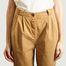 matière Pantalon Pitastreet à Pinces - American Vintage