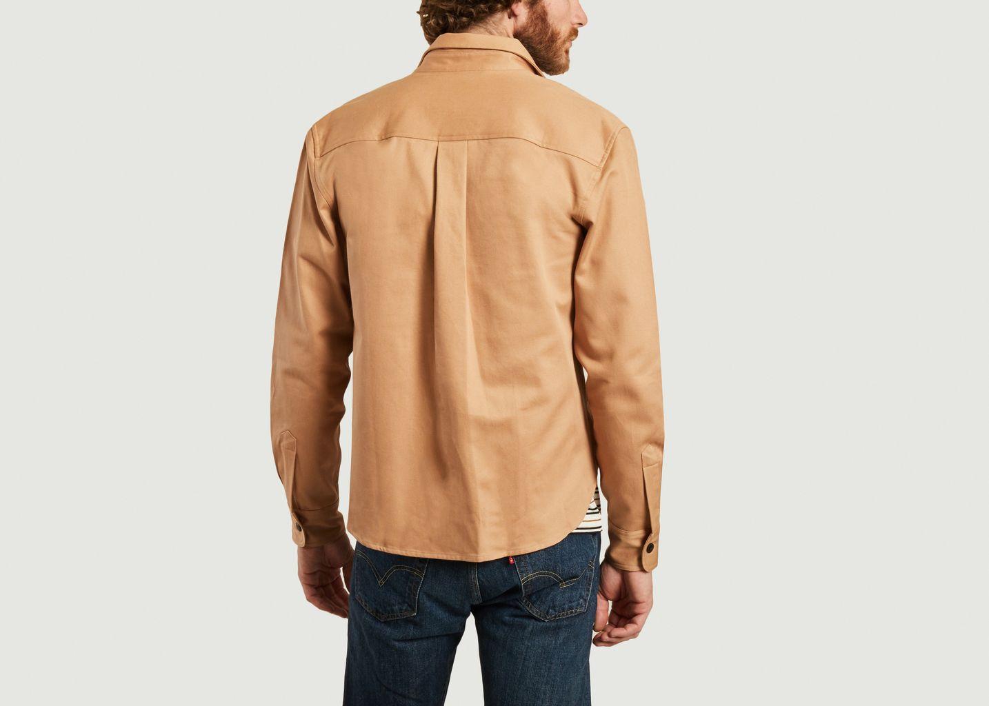 Buttoned overshirt - AMI Paris