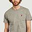 matière T-shirt AMI De Coeur - AMI Paris