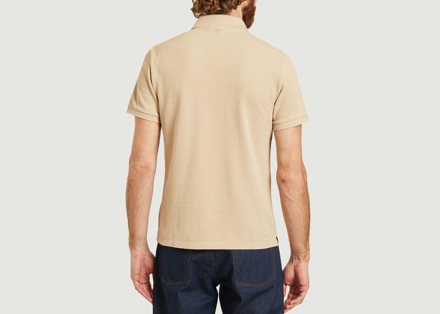 AMI De Coeur Polo Shirt - AMI Paris