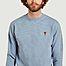 matière Sweatshirt Ami de Coeur - AMI Paris