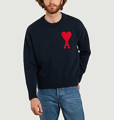 Sweatshirt Oversize Ami de Coeur