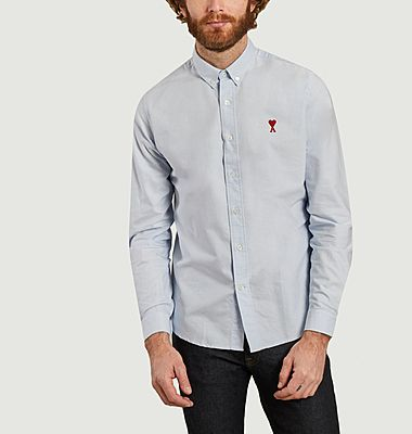 AMI de Coeur organic Oxford cotton shirt