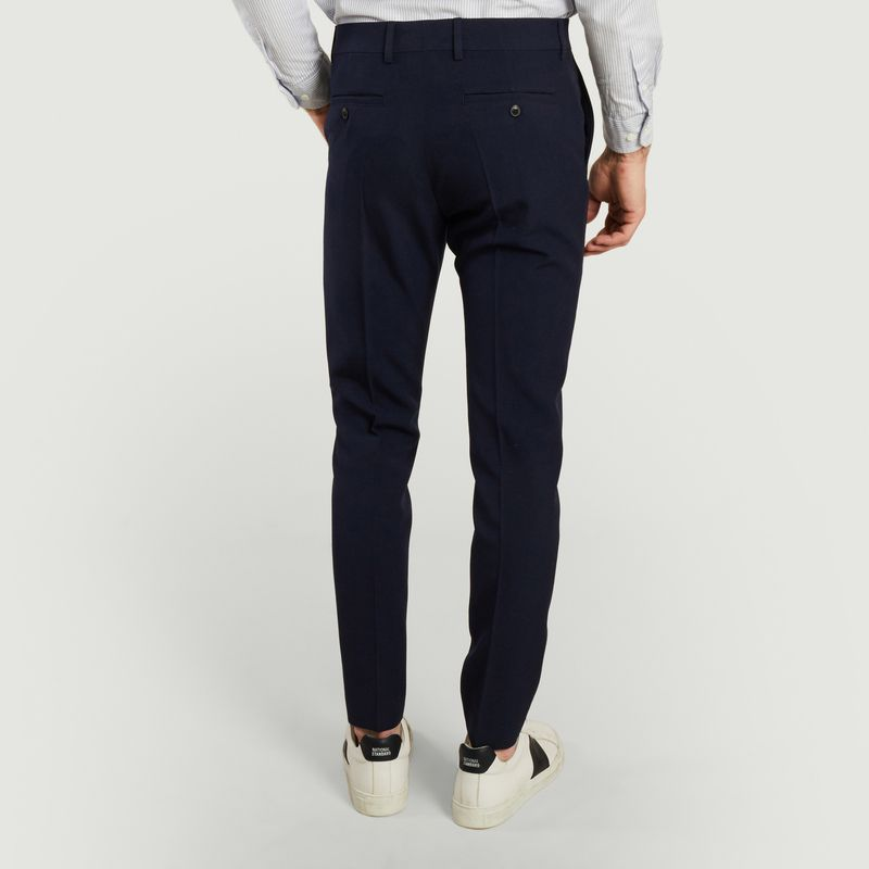 Pantalon formel coupe cigarette - AMI Paris