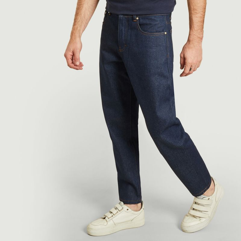 Jeans Tapered Fit - AMI Paris