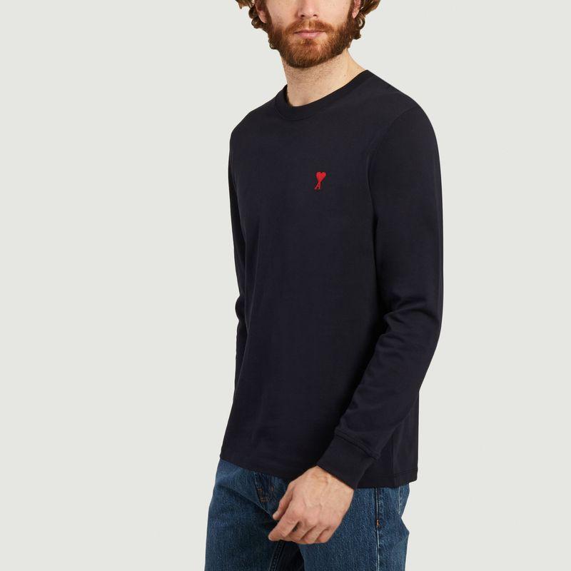 AMI de Coeur long sleeves t-shirt - AMI Paris