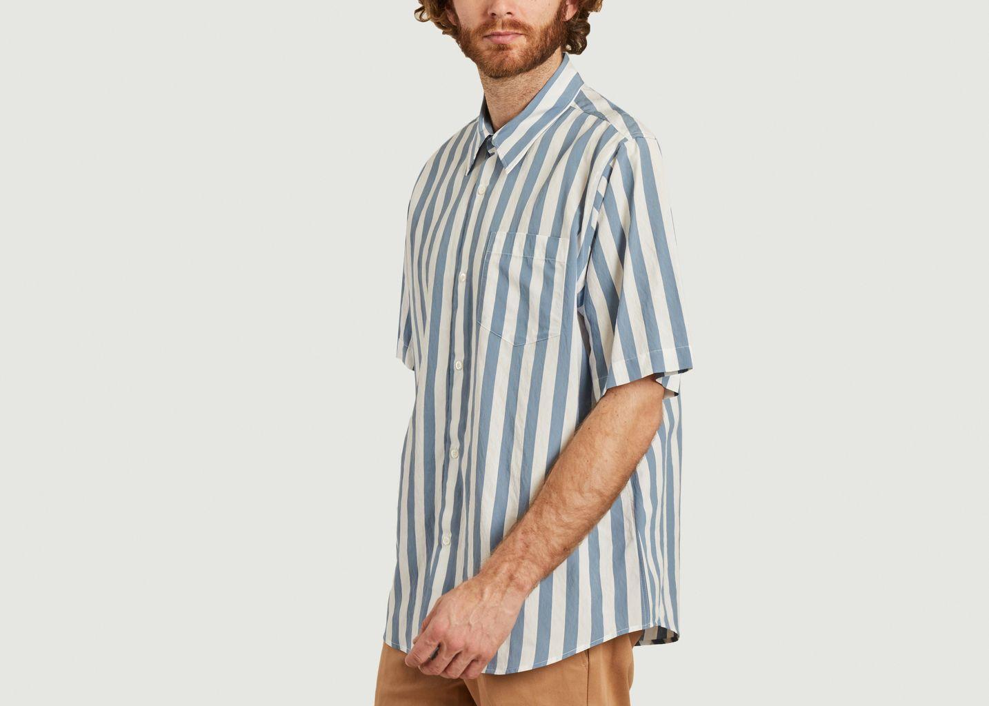 Chemise à rayures  - AMI Paris