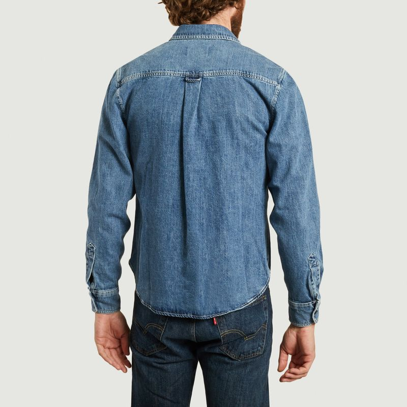 Surchemise en denim - AMI Paris