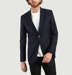Half-Lined Suit acket