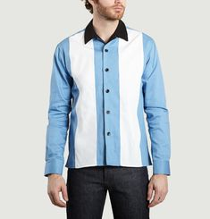 Chemise Col Requin