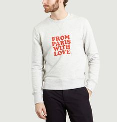 From Paris Sweatshirt