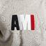 matière Sweat Big Ami BBR - AMI Paris