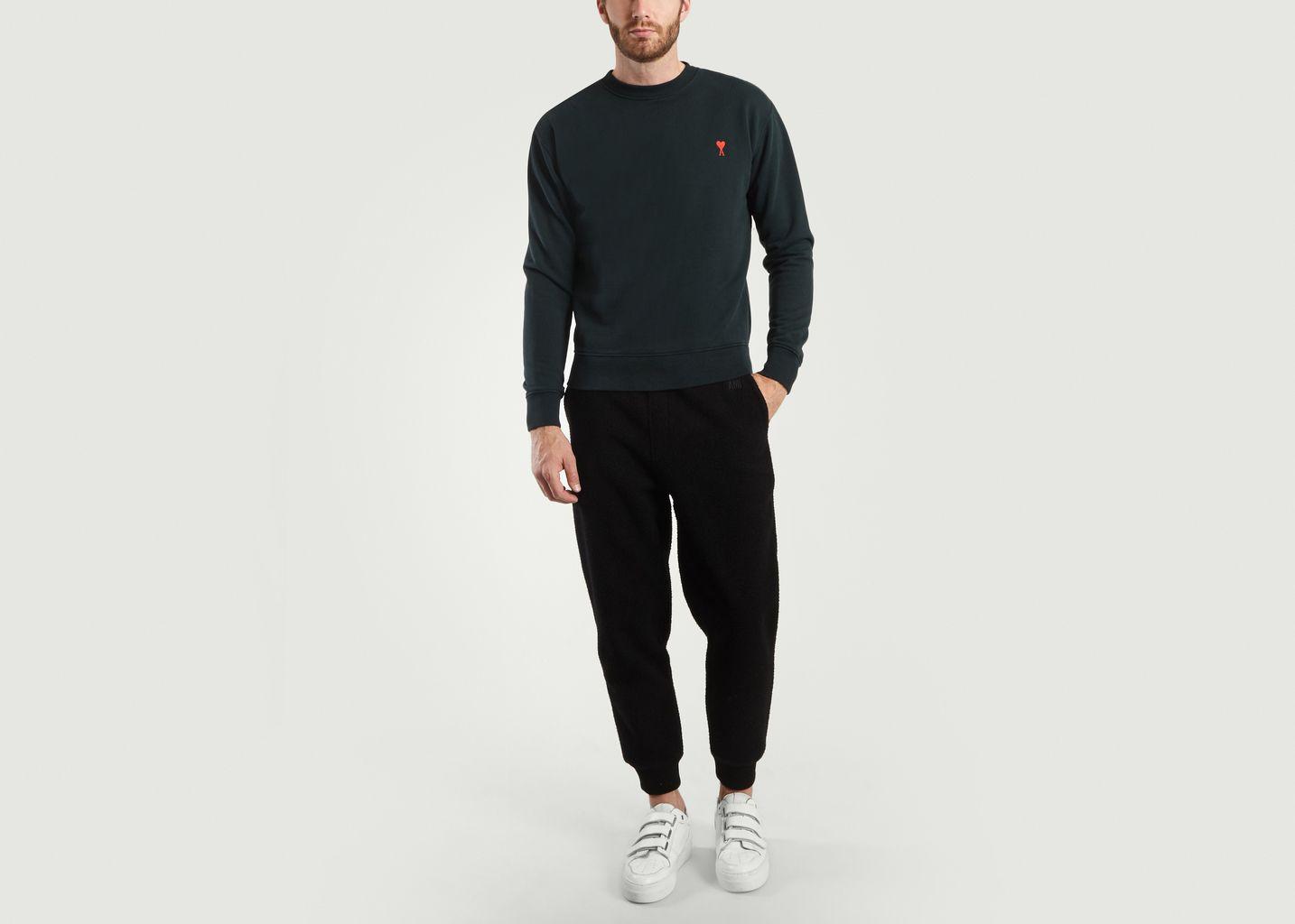 Sweatshirt Ami de Coeur - AMI Alexandre Mattiussi