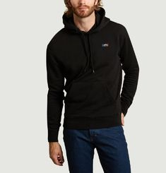 AMI Embroidered Hoodie