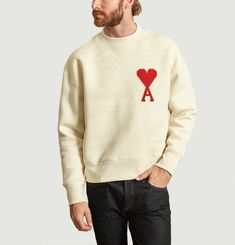 Sweatshirt Big Ami de Coeur