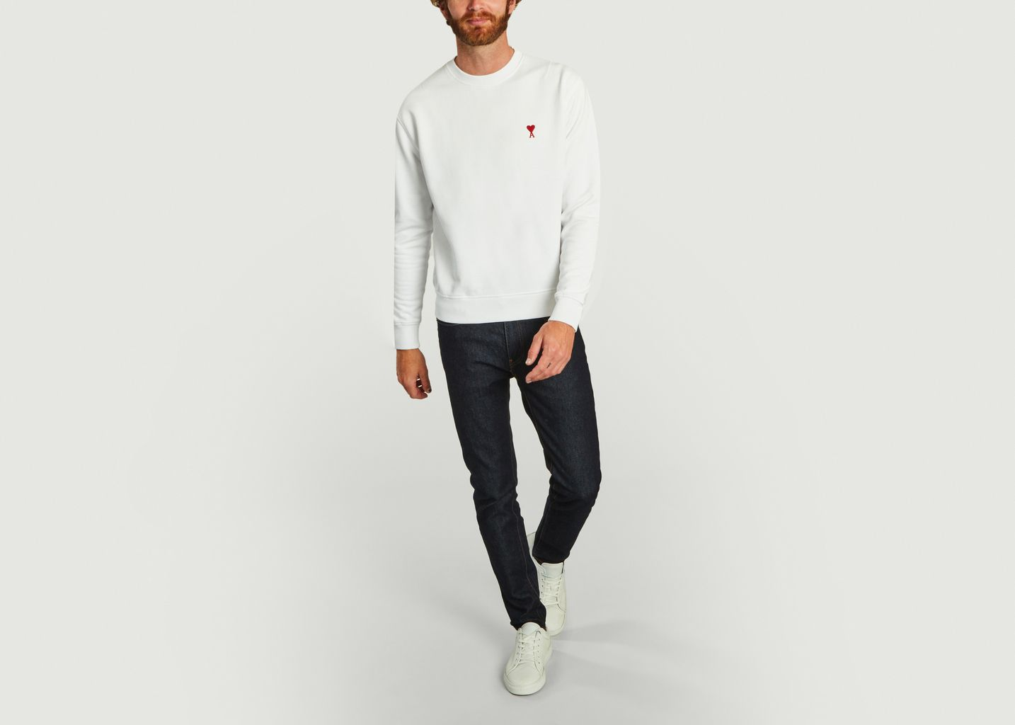 Sweatshirt Ami de Coeur  - AMI Paris