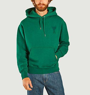 Sweatshirt à capuche Ami de cœur