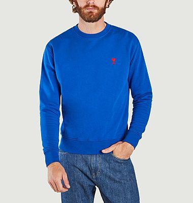 Sweatshirt AMI de coeur en coton biologique