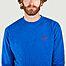 matière Sweatshirt AMI de coeur en coton biologique  - AMI Paris