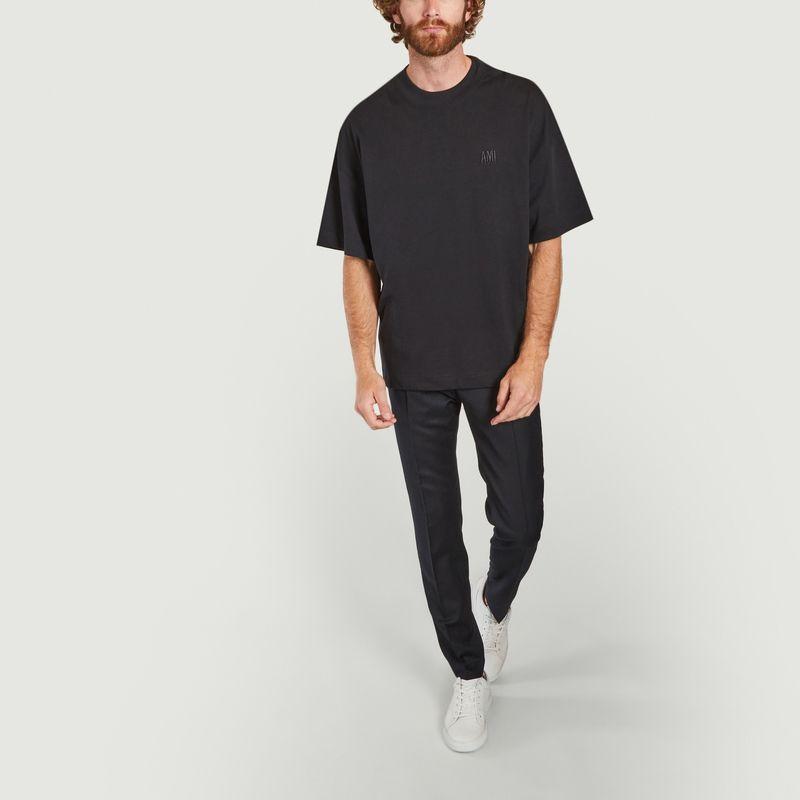 T-shirt Oversize Ami de Coeur - AMI Paris