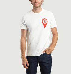 T-Shirt Imprimé You Are Here