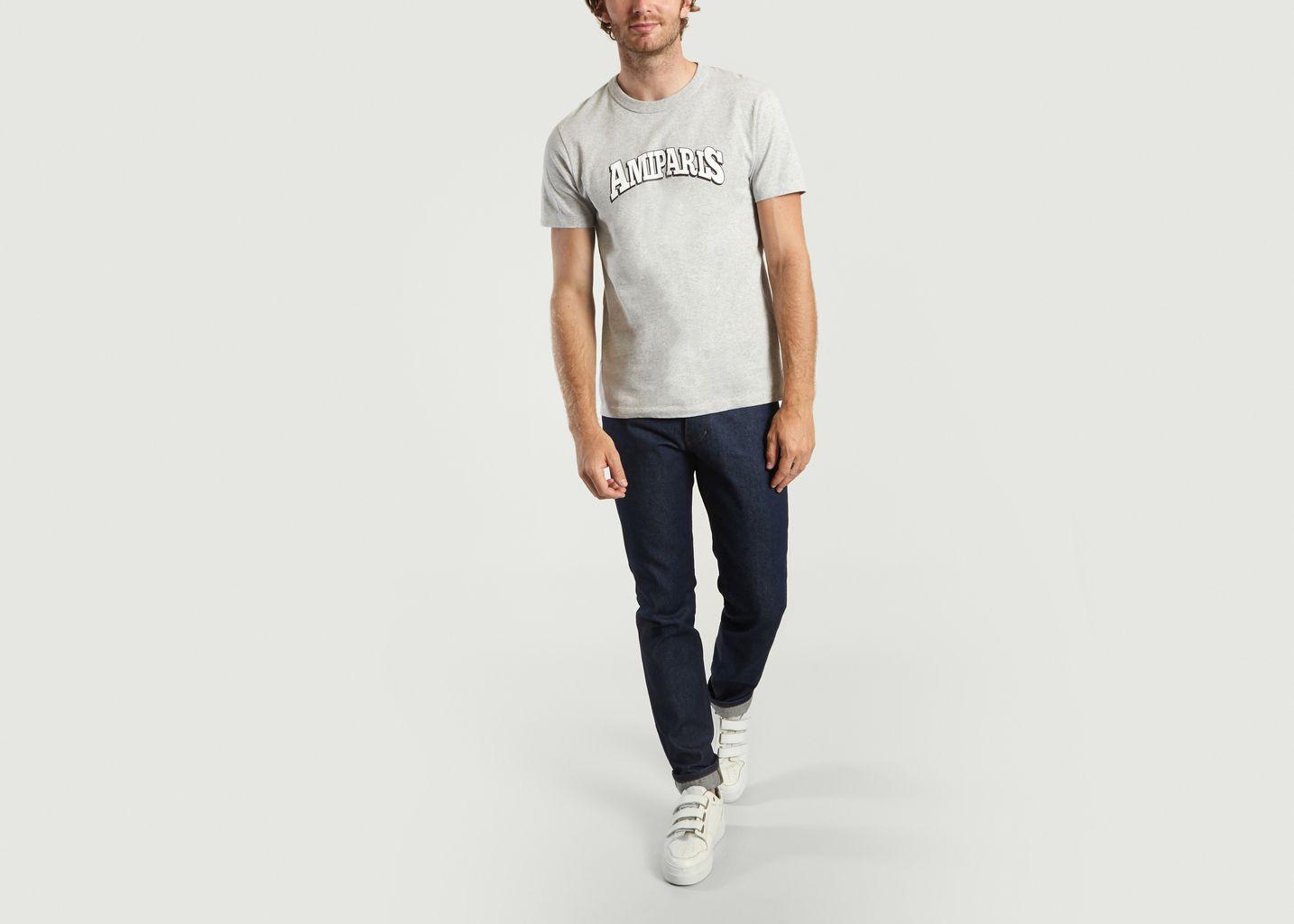 T-Shirt Ami Paris - AMI Alexandre Mattiussi