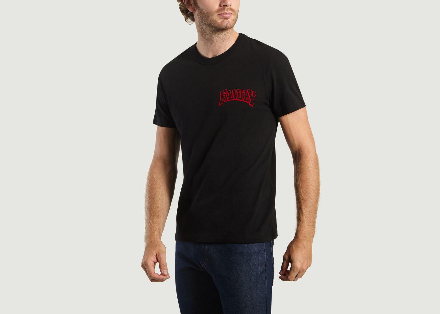 T-Shirt Family  - AMI Alexandre Mattiussi