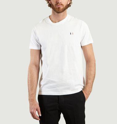 T-Shirt Brodé AMI