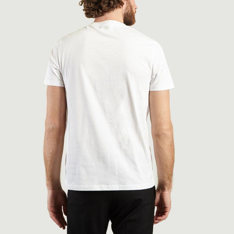 T-Shirt Brodé AMI - AMI Paris