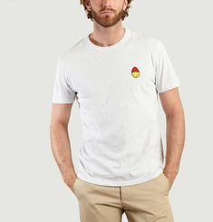 Smiley Patch T-Shirt