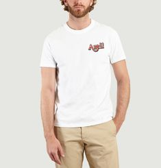 Ami Embroidered T-Shirt
