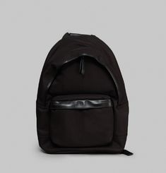 Bi-Material Backpack