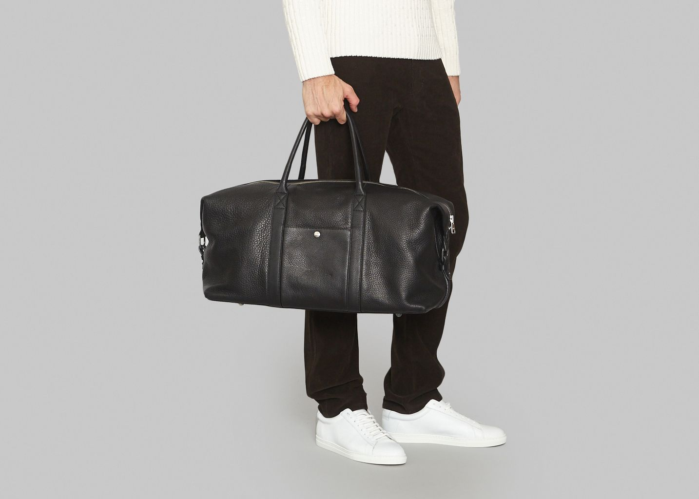 Weekender Bag - AMI Alexandre Mattiussi