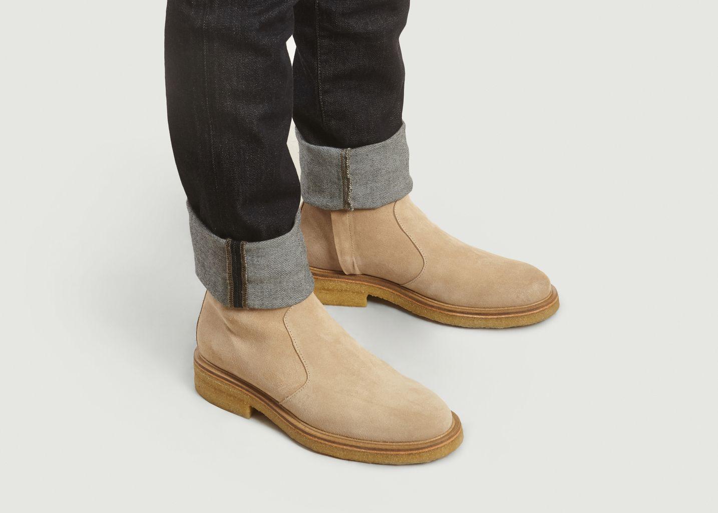 Boots Fourrées - AMI Alexandre Mattiussi